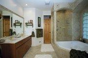Craftsman Style House Plan - 3 Beds 2.5 Baths 1999 Sq/Ft Plan #120-198 Interior - Master Bathroom