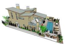 Dream House Plan - Modern Photo Plan #484-2
