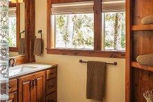 Dream House Plan - Ranch Interior - Master Bathroom Plan #48-712