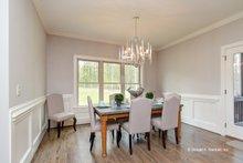 Craftsman Interior - Dining Room Plan #929-973