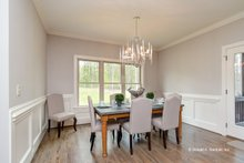 House Plan Design - Craftsman Interior - Dining Room Plan #929-973