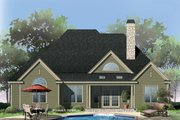 Traditional Style House Plan - 4 Beds 3 Baths 2217 Sq/Ft Plan #929-822