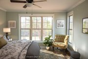 European Style House Plan - 3 Beds 2.5 Baths 2364 Sq/Ft Plan #929-1033 Interior - Master Bedroom