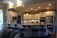 Traditional Interior - Kitchen Plan #63-407