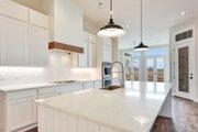 Craftsman Style House Plan - 5 Beds 3.5 Baths 3311 Sq/Ft Plan #430-179 Interior - Kitchen