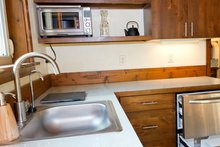 Home Plan - Modern Interior - Kitchen Plan #451-23