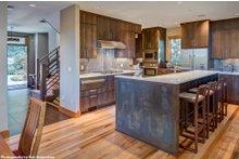 Architectural House Design - Contemporary Interior - Entry Plan #48-656
