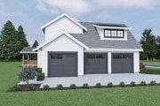 Farmhouse Style House Plan - 3 Beds 3 Baths 3329 Sq/Ft Plan #1070-92