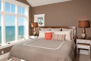 Traditional Style House Plan - 4 Beds 3.5 Baths 3472 Sq/Ft Plan #928-11 Interior - Master Bedroom