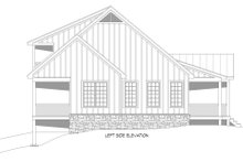 House Plan Design - Traditional Exterior - Other Elevation Plan #932-333