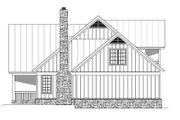 Country Style House Plan - 4 Beds 2.5 Baths 2400 Sq/Ft Plan #932-146 Exterior - Other Elevation