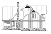 Dream House Plan - Country Exterior - Other Elevation Plan #932-146