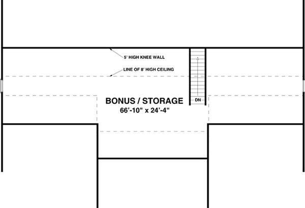Country Floor Plan - Other Floor Plan #56-621