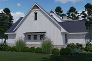 Southern Style House Plan - 3 Beds 2.5 Baths 2458 Sq/Ft Plan #120-260 Exterior - Other Elevation