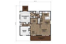 Farmhouse Floor Plan - Main Floor Plan Plan #1077-5