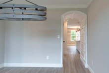 Dream House Plan - Ranch Interior - Dining Room Plan #119-435