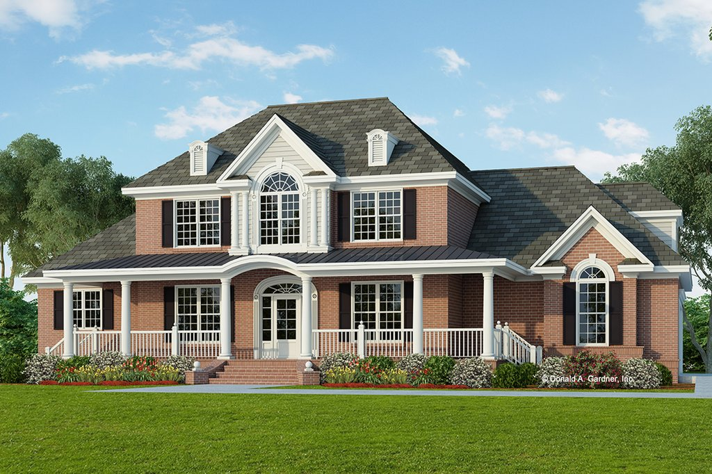 colonial house plan colonial style house plan 5 beds 4 baths 3196 sq ft plan 929 705 dreamhomesource com 7322