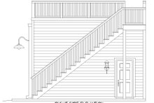 Architectural House Design - Contemporary Exterior - Other Elevation Plan #932-111