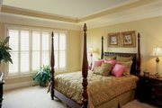 Country Style House Plan - 3 Beds 2.5 Baths 2182 Sq/Ft Plan #927-9 Interior - Master Bedroom