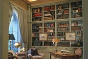 European Style House Plan - 4 Beds 4.5 Baths 4629 Sq/Ft Plan #20-1731 Photo