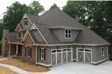 House Plan Design - Craftsman Exterior - Other Elevation Plan #437-64