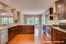 House Plan Design - Traditional Interior - Kitchen Plan #929-980