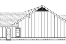 Home Plan - Craftsman Exterior - Other Elevation Plan #932-275