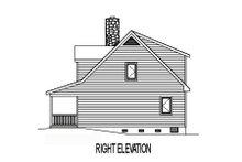 Cottage Exterior - Other Elevation Plan #22-218