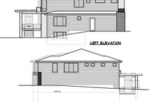 Contemporary Exterior - Other Elevation Plan #1066-56