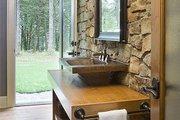 Craftsman Style House Plan - 5 Beds 5.5 Baths 5250 Sq/Ft Plan #48-466 Interior - Master Bathroom