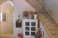 Home Plan - Southern Interior - Entry Plan #20-254