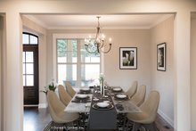 House Plan Design - European Interior - Dining Room Plan #929-1033