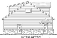 Country Exterior - Other Elevation Plan #932-152