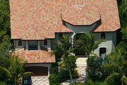 Mediterranean Style House Plan - 6 Beds 5.5 Baths 5445 Sq/Ft Plan #420-170 Photo