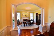 Classical Style House Plan - 3 Beds 3.5 Baths 3271 Sq/Ft Plan #137-132 Photo