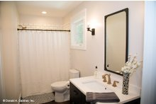 Classical Interior - Bathroom Plan #929-506