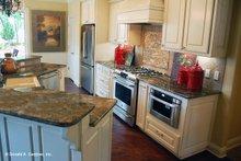 Home Plan - European Interior - Kitchen Plan #929-904
