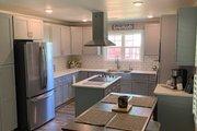 Cottage Style House Plan - 2 Beds 2 Baths 1292 Sq/Ft Plan #44-165 Interior - Kitchen