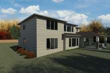 House Design - Contemporary Exterior - Other Elevation Plan #1066-116