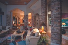 Home Plan - Living Room