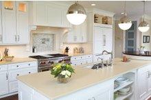 House Plan Design - European Interior - Kitchen Plan #928-8