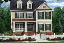 Traditional Exterior - Front Elevation Plan #21-322