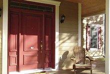Farmhouse Photo Plan #23-877
