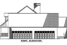 Architectural House Design - Country Exterior - Other Elevation Plan #17-618