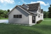 Farmhouse Style House Plan - 5 Beds 3.5 Baths 2767 Sq/Ft Plan #1070-133 Exterior - Other Elevation