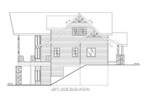 Craftsman Exterior - Other Elevation Plan #117-886