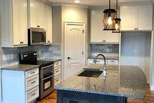 Ranch Interior - Kitchen Plan #437-77