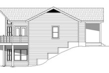Adobe / Southwestern Exterior - Other Elevation Plan #932-119
