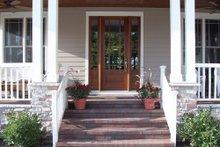 Dream House Plan - Entry