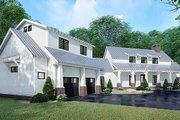 Country Style House Plan - 3 Beds 4 Baths 2687 Sq/Ft Plan #923-127 Exterior - Other Elevation